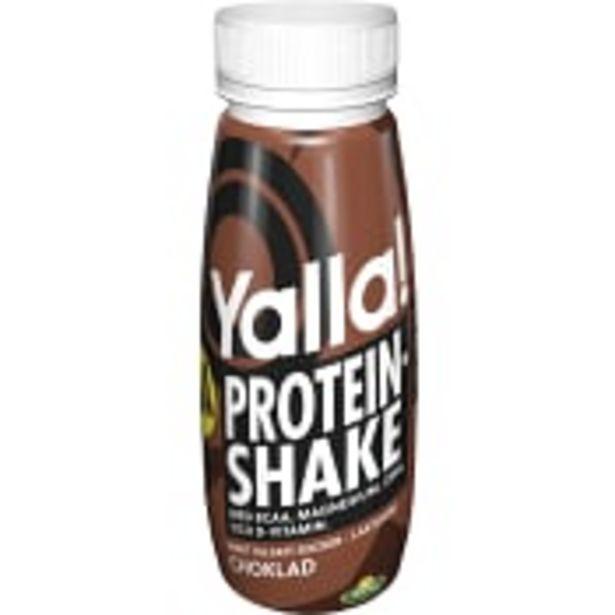 Proteinshake BCAA Choklad Laktosfri 250ml Arla för 16,5 kr