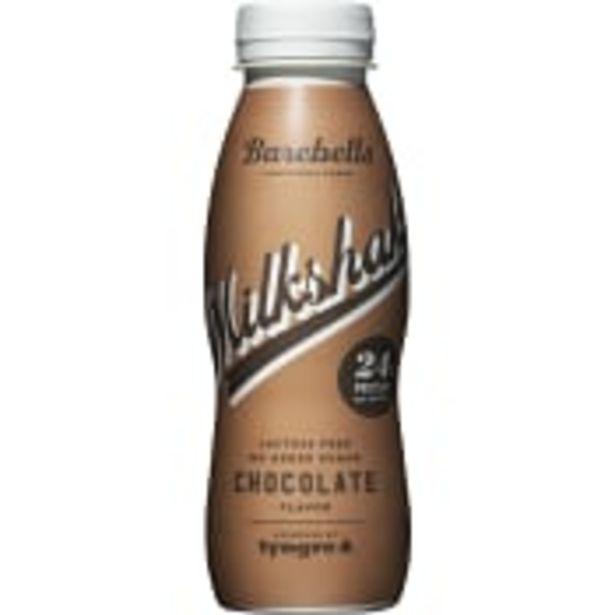Proteinmilkshake Choklad 330ml Barebells för 24,5 kr