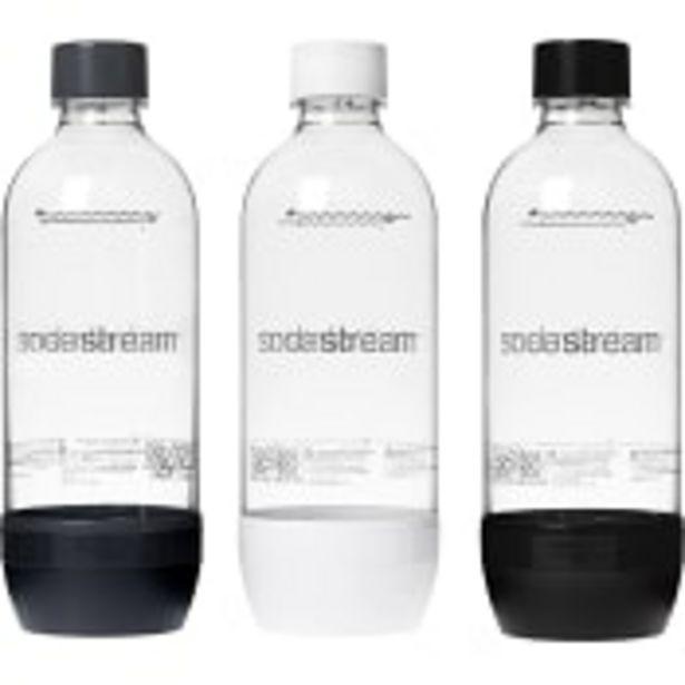 Flaska 1l 3-p Sodastream för 219 kr