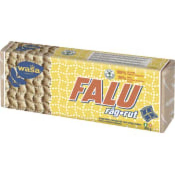 Knäckebröd Falu Råg-Rut 470g Wasa för 19,5 kr