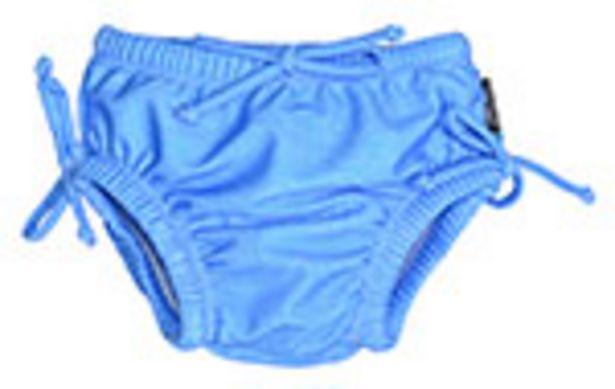 Swimpy Nappy Blue Ocean M Badblöja, 1 st för 69,5 kr