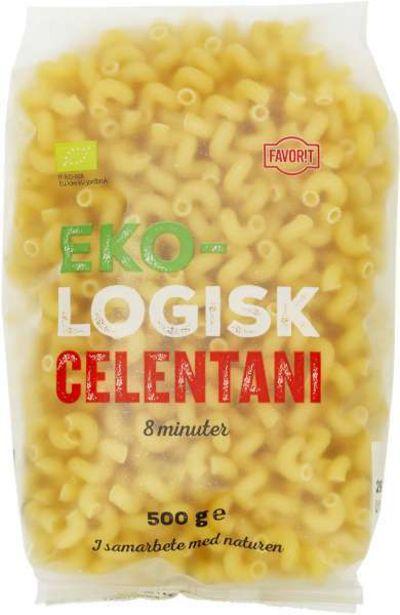 Pasta Celentani EKO för 13,5 kr