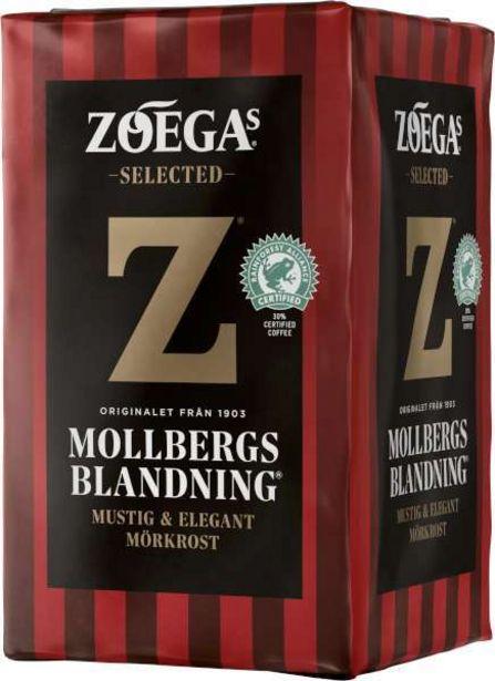 Kaffe Mollbergs Blandning för 48,95 kr