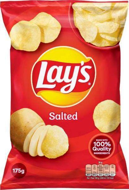 Chips Salted för 18,95 kr