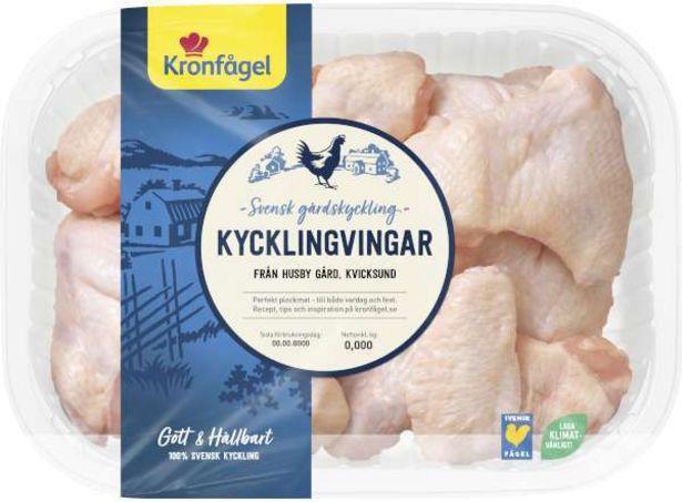 Kycklingvingar för 89,95 kr