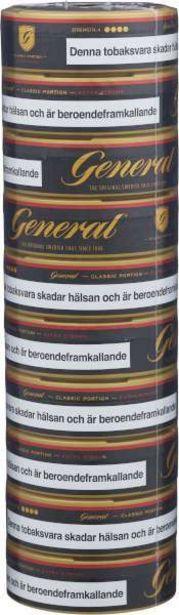 General Extra Strong Portion Stock för 449 kr
