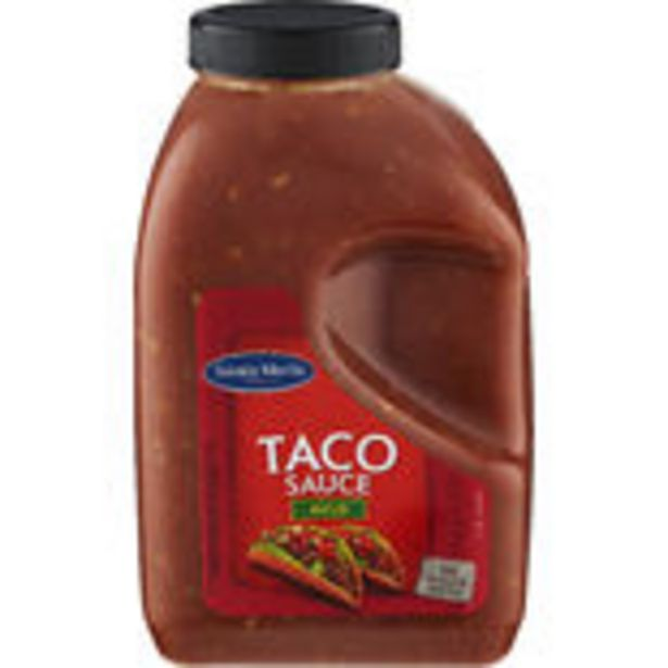 Taco Sauce Mild Santa Maria 3700g för 259,8 kr