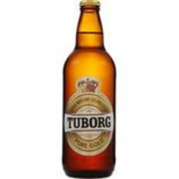 Tuborg Gold 5.3% Starköl Tuborg 50cl för 163,5 kr