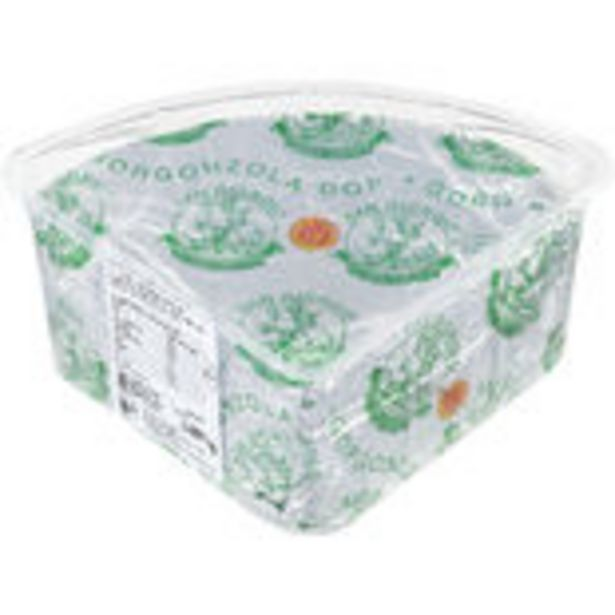 Gorgonzola 26% San Giorgio Colombo ca: 1.5kg för 86,9 kr