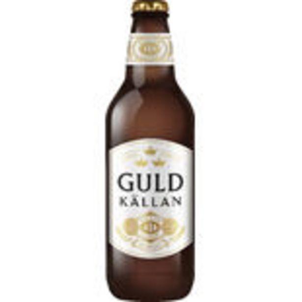 Guldkällan 5% Starköl Guldkällan 50cl för 148,5 kr