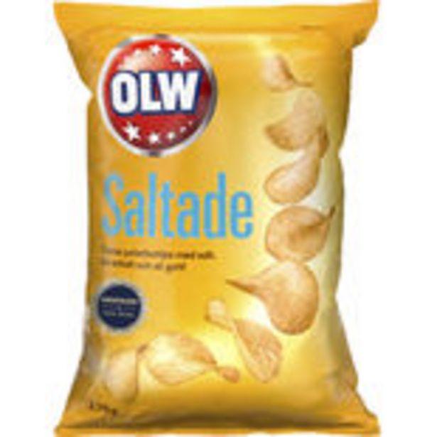 Chips Lättsaltad Olw 175g för 233,82 kr