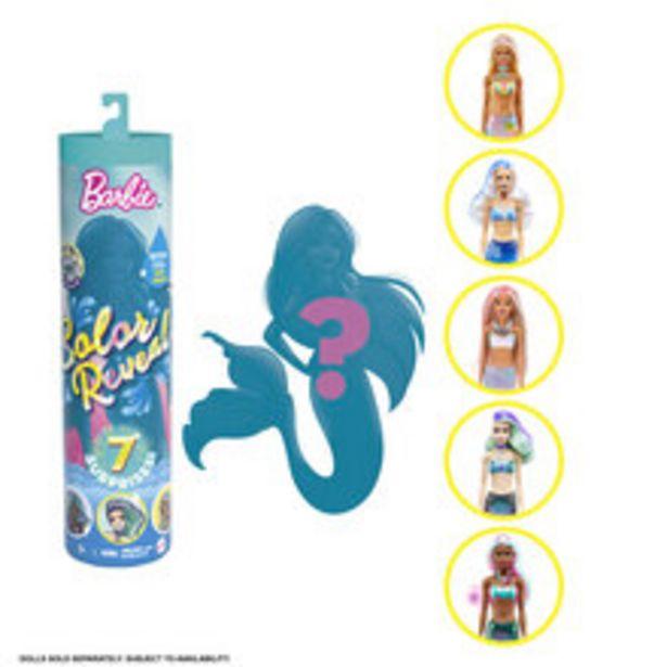 Barbie Color Reveal Doll, Wave 4 för 329 kr