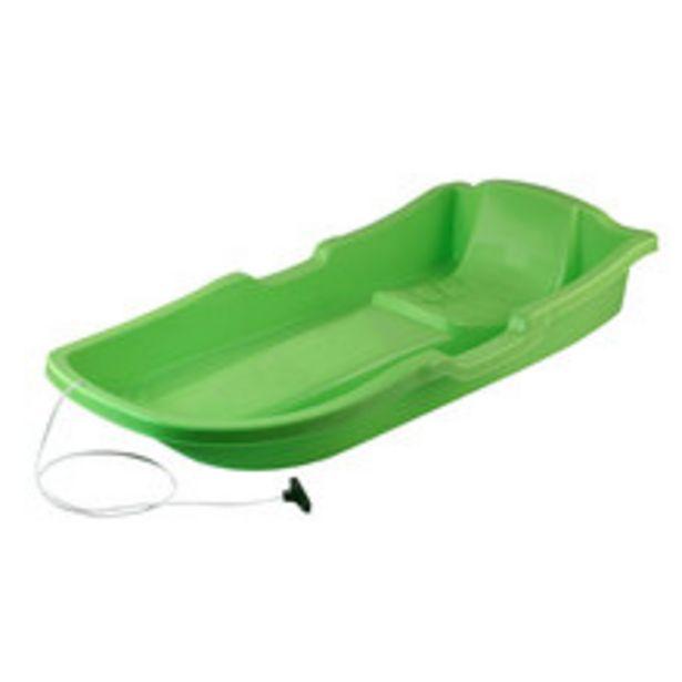 Pulka Pacer, Grön för 139 kr
