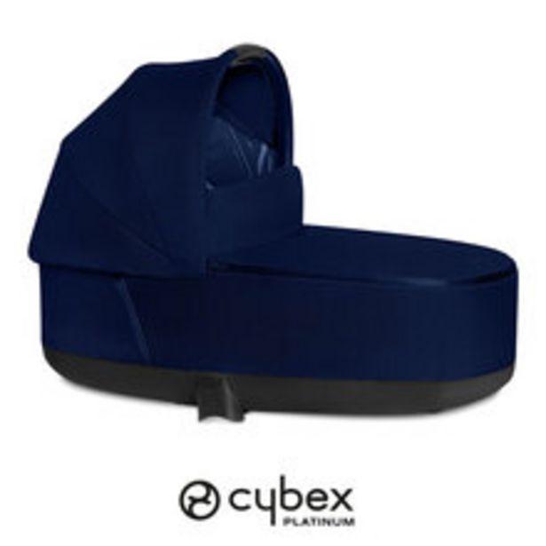 Liggdel Plus PRIAM Lux Midnight Blue Plus för 4299 kr