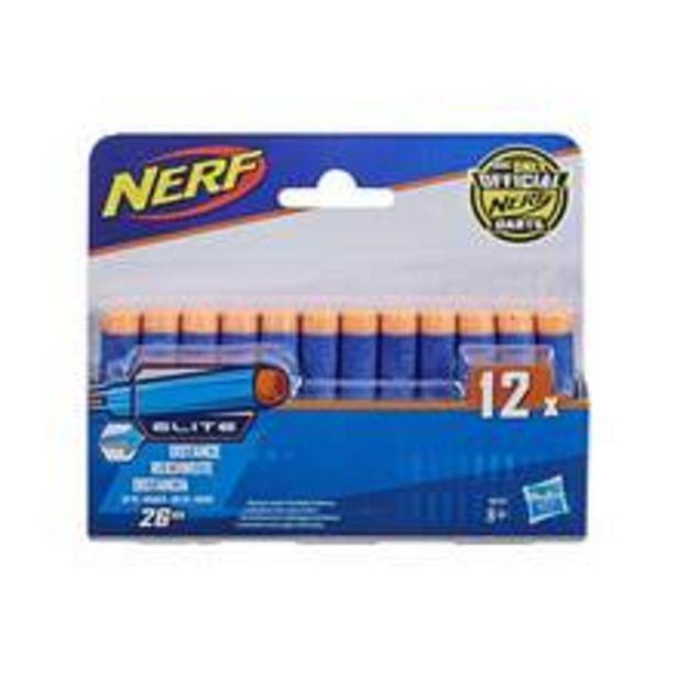 Nerf N'Strike Elite 12st Dart Refill för 59,9 kr
