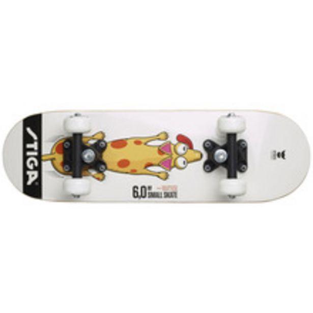 Skateboard Liten Dog 6.0 för 199 kr
