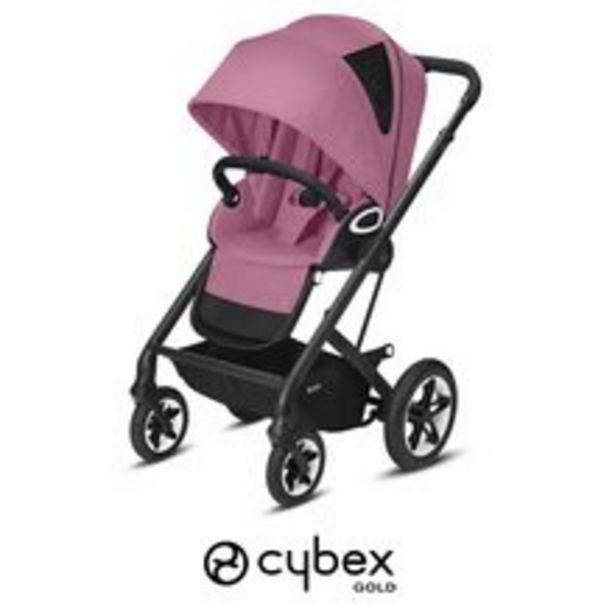 Talos S Lux Magnolia Pink - Sittvagn för 5799 kr