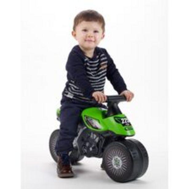 Motorcykel Grön Kawasaki 1-3 År för 599 kr