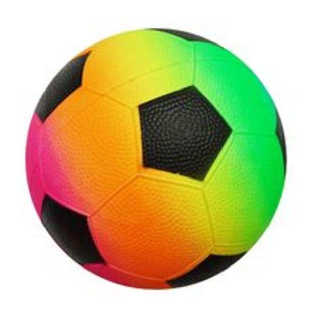 Fotboll Regnbåge, Stor för 49,9 kr