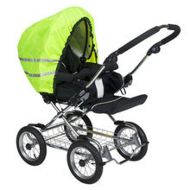 Reflexhuva För Barnvagn, Neon för 169 kr