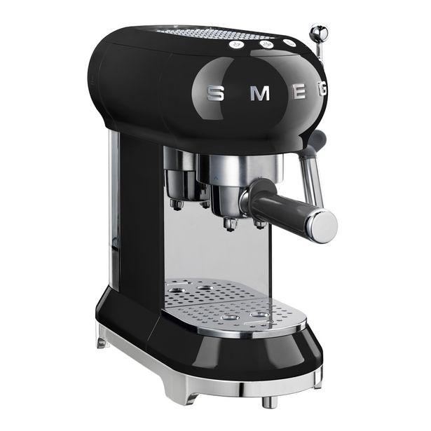 Espressomaskin 50's style svart one size för 3995 kr