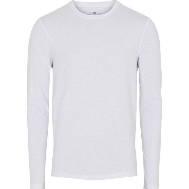 Bambu Långärmad T-shirt, Fsc för 350 kr