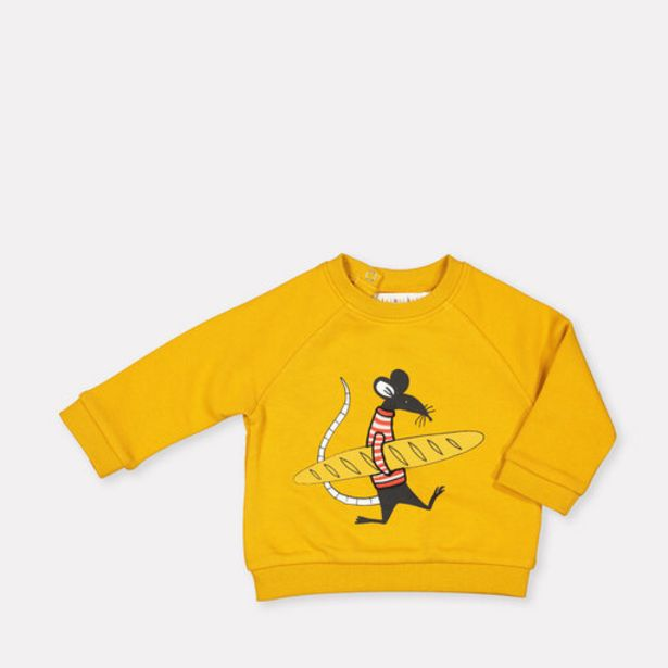 Sweatshirt för baby WILLOW för 149 kr