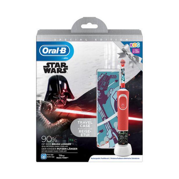 Kids Star Wars Eltandborste Powered By Braun för 249,5 kr