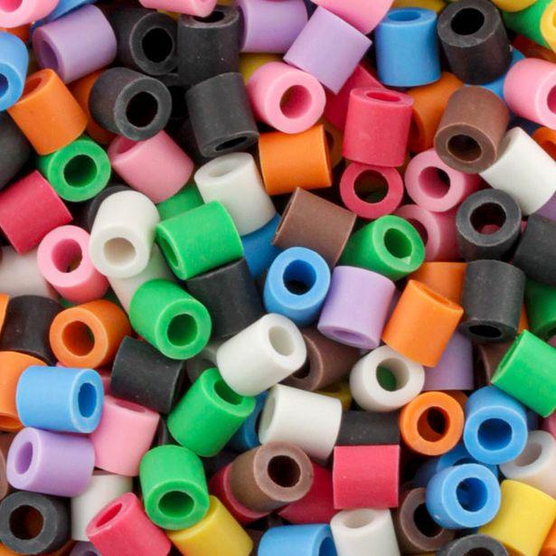 NABBI BioBeads mixade färger för 29,9 kr