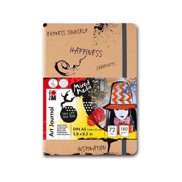 Art Journal bok för 129 kr