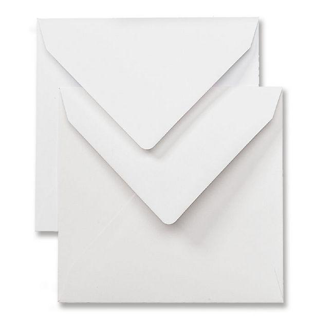 Kuvert, vit för 86,9 kr
