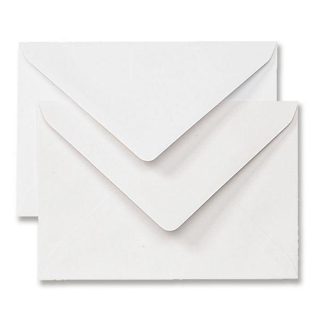 Kuvert, vit för 59,9 kr
