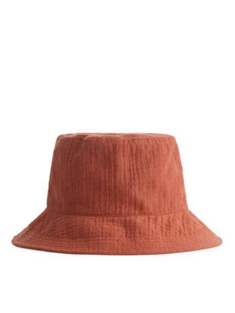 Puckered Sun Hat för 170 kr