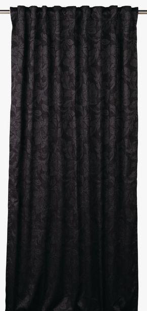 Verona gardin svart för 349,93 kr