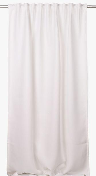 Lino gardin offwhite för 349,93 kr