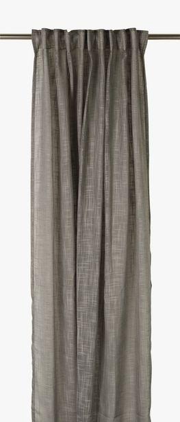 Adele gardin grå för 149 kr