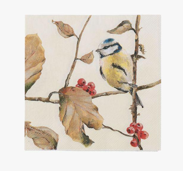 Autumn birds multi för 23,94 kr