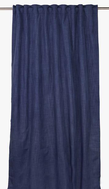Blackout gardin marinblå för 349,93 kr