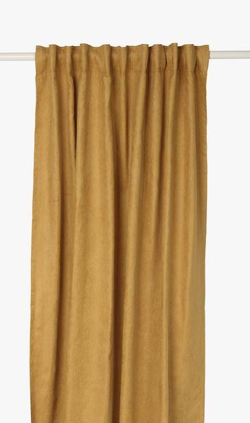 Julia gardin gul för 149 kr