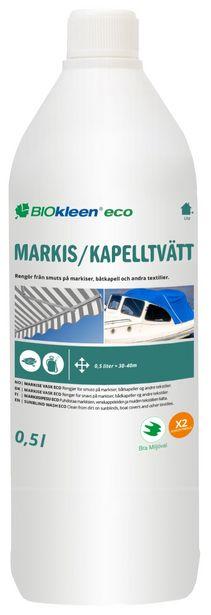MARKIS & KAPELLTVÄTT ECO 0,5 LIT för 89,9 kr