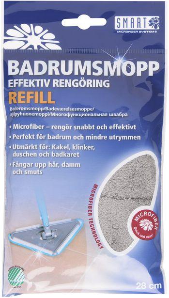 BADRUMSMOPP REFILL SMART för 54,9 kr