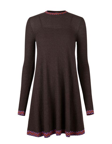 Solid Dress Brown för 4299 kr