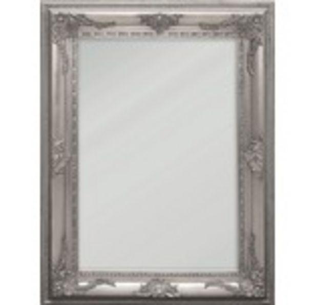 Spegel silver 60x90cm för 995 kr