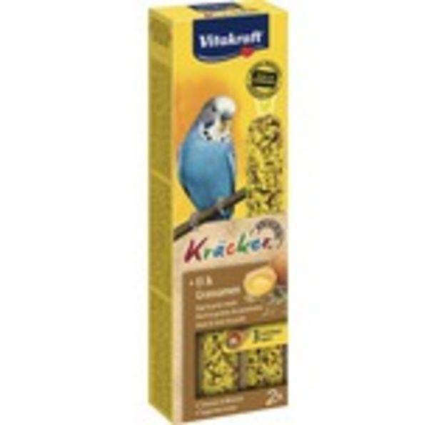 Fågelgodis VITAKRAFT Kräcker ägg Undulat för 22 kr
