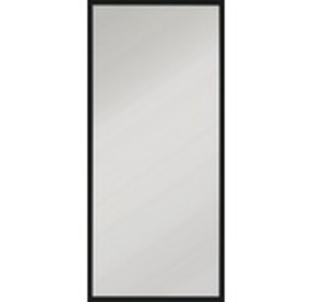 Spegel svart 35x140cm för 399 kr