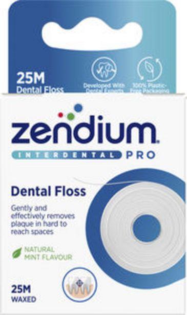 Zendium tandtråd 1 st för 29,9 kr
