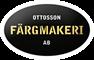 Logo Ottosson Färgmakeri