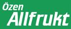 Logo Özen Allfrukt