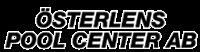 Logo Österlens Poolcenter