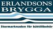 Logo Erlandsons Brygga
